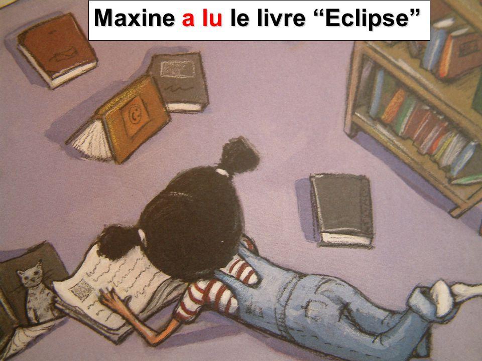 Maxine a lu le livre Eclipse