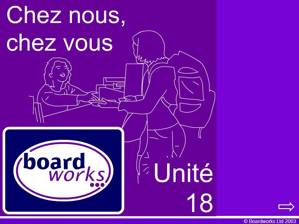 Table des matières: On y parle français