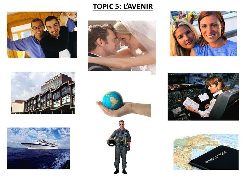 TOPIC 5: LAVENIR