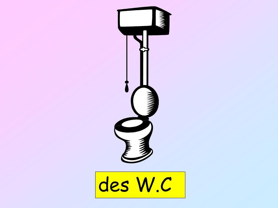 des W.C