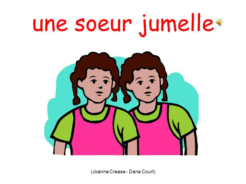 (Joanne Crease - Dane Court) une soeur jumelle