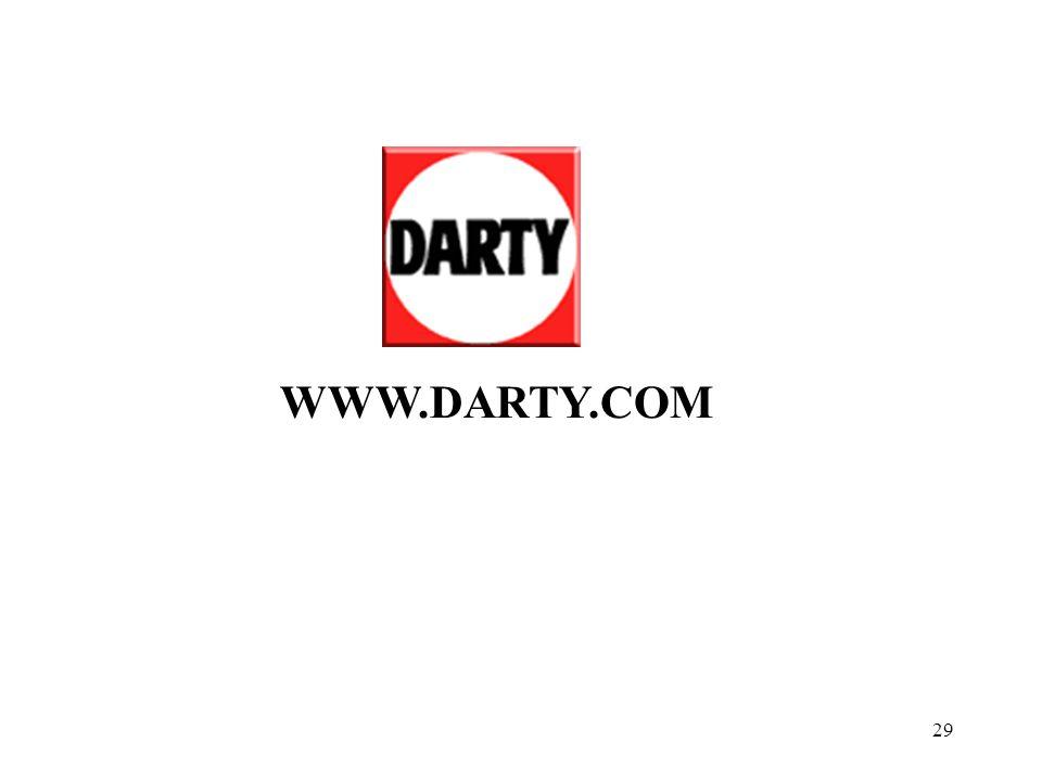 29 WWW.DARTY.COM