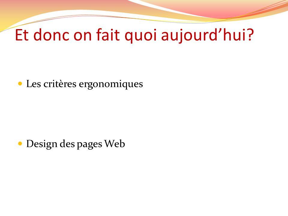 Site du cours MTH6301 de Poly http://www.cours.polymtl.ca/mth6301/ Trouvez une autre façon de concevoir le site.