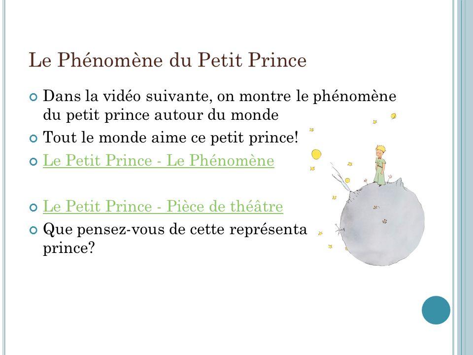 A FAIRE AUJOURD HUI Pièce de théâtre – Le Petit Prince Correction des devoirs Activité – Dessine-moi un… Lecture des Chapitres III et IV Le futur simp