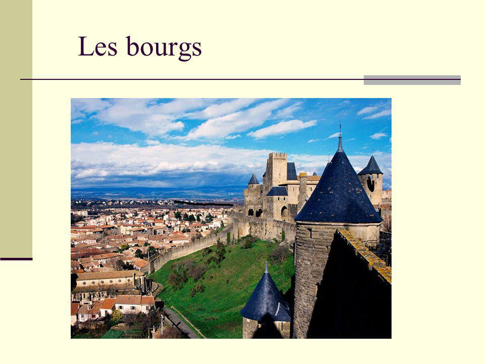 Les bourgs
