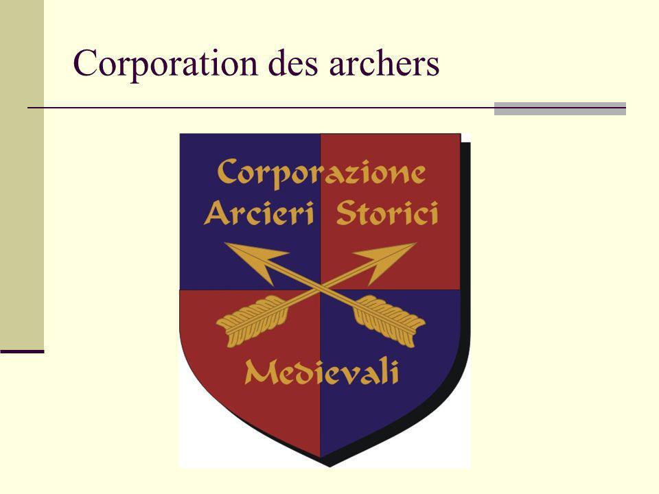 Corporation des archers