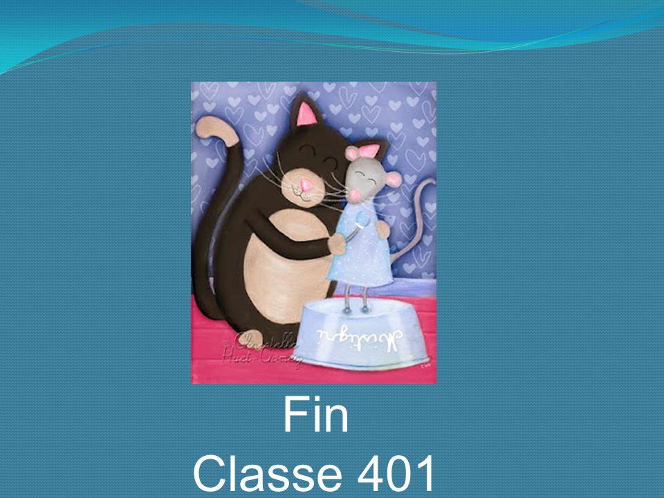Fin Classe 401