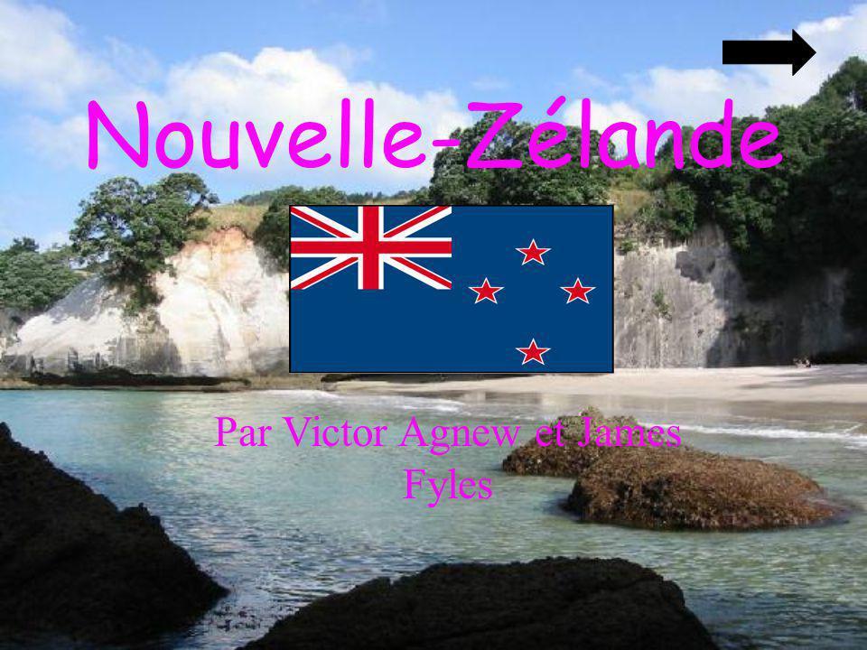 Nouvelle-Zélande Par Victor Agnew et James Fyles