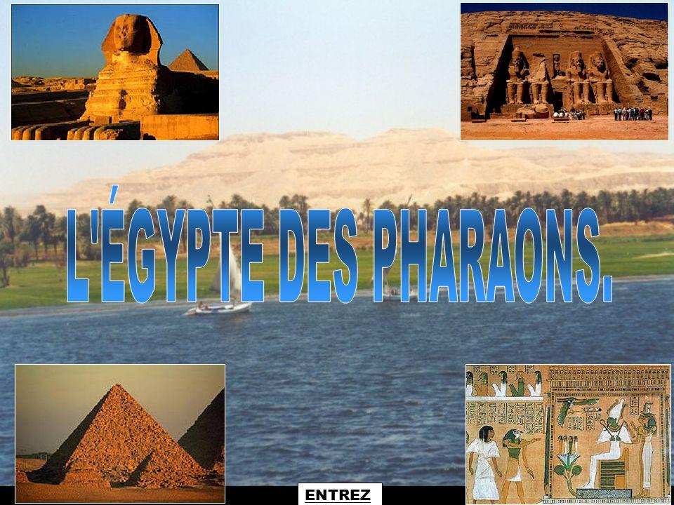 11.Le Sphinx est à leffigie du pharaon: B. Chéphren.