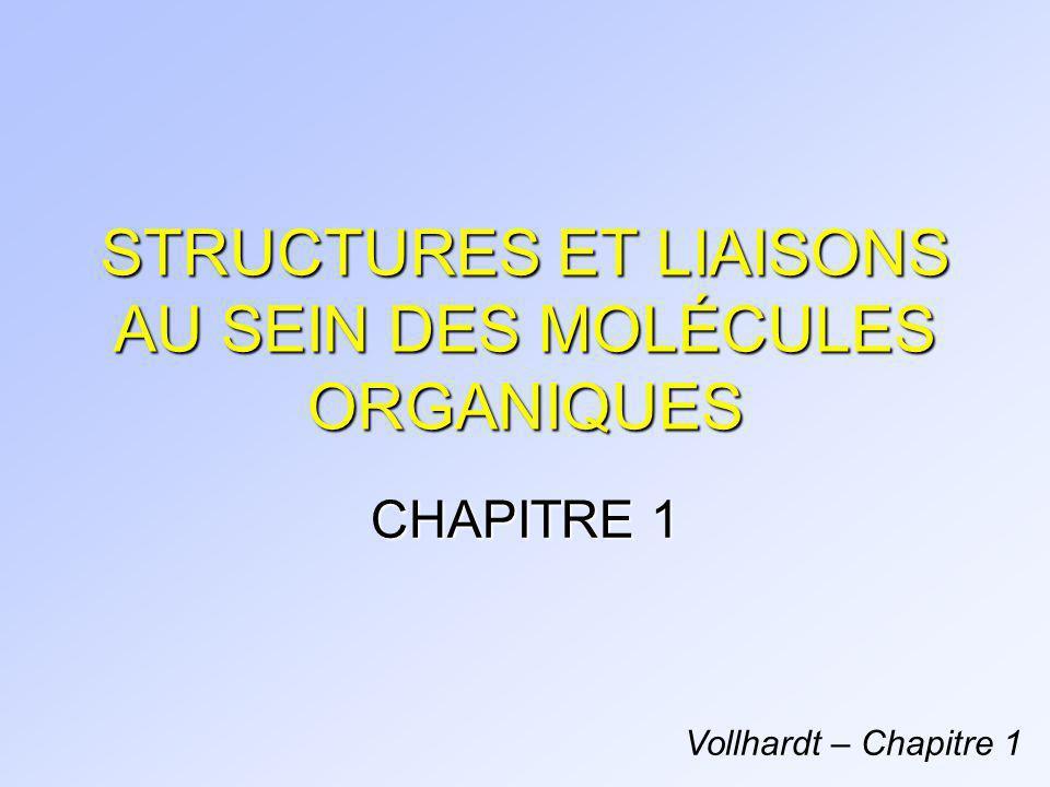 1.1 LÉTENDUE DE LA CHIMIE ORGANIQUE: TOUR DHORIZON n Chimie organique => Chimie du C n Contient aussi H, O, N, …