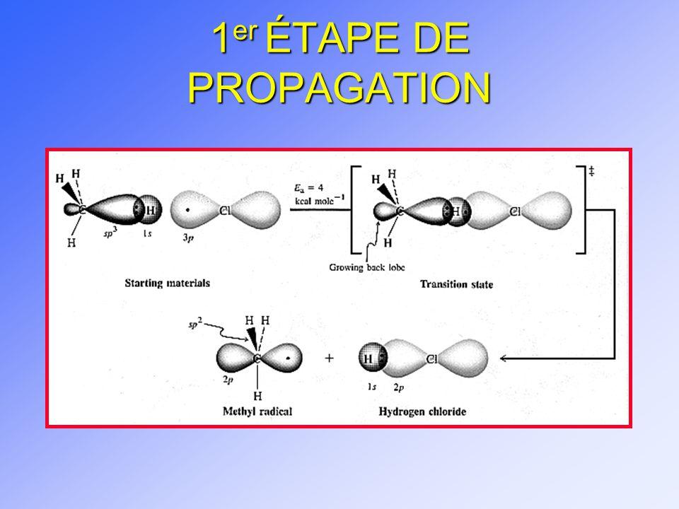 1 er ÉTAPE DE PROPAGATION