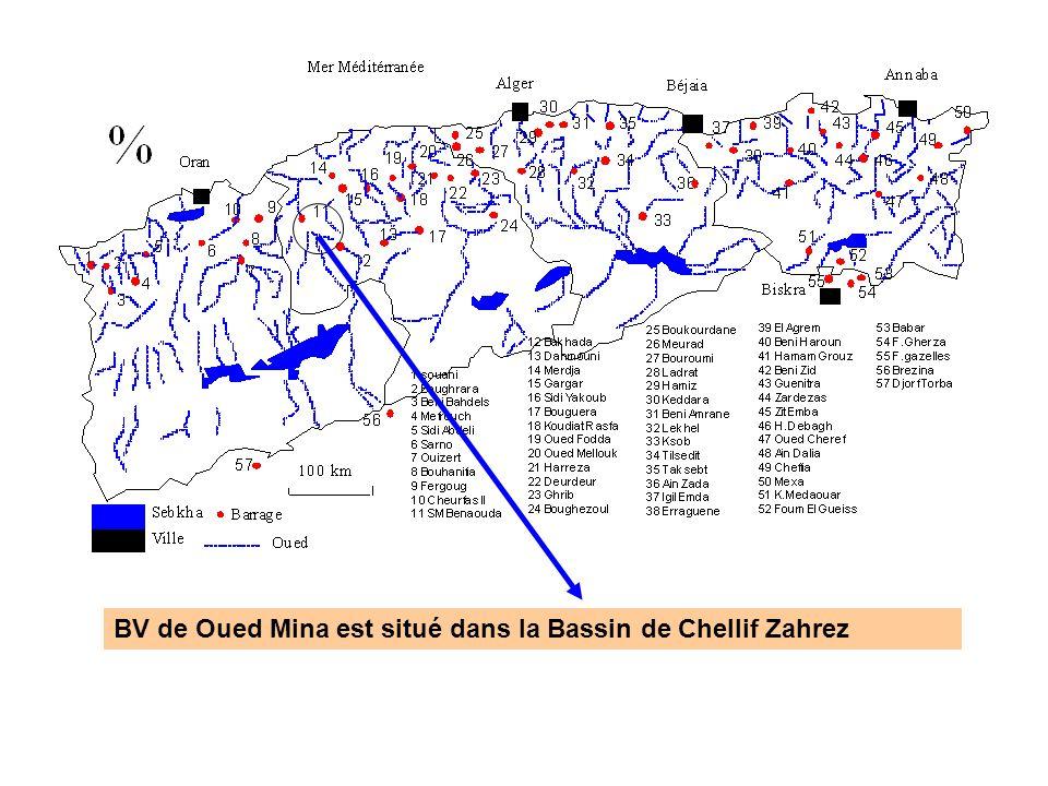 Barrage SMBA Les barrages les plus menacés par lenvasement