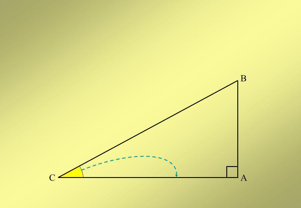 Le côté adjacent à un angle