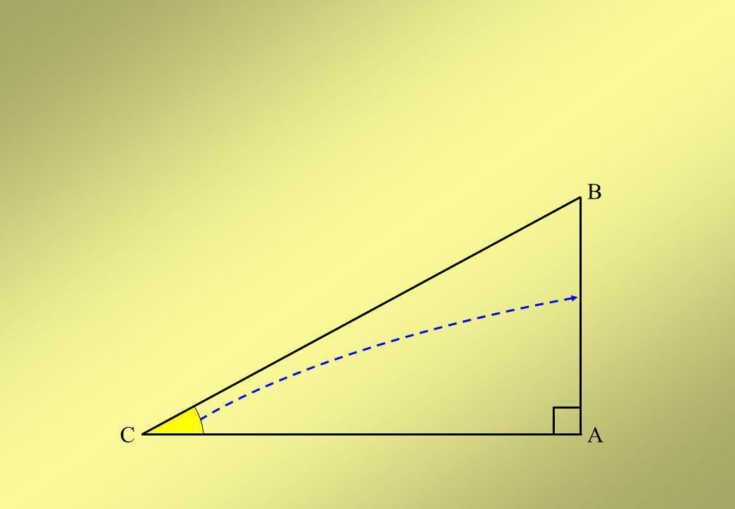 Le côté opposé à un angle