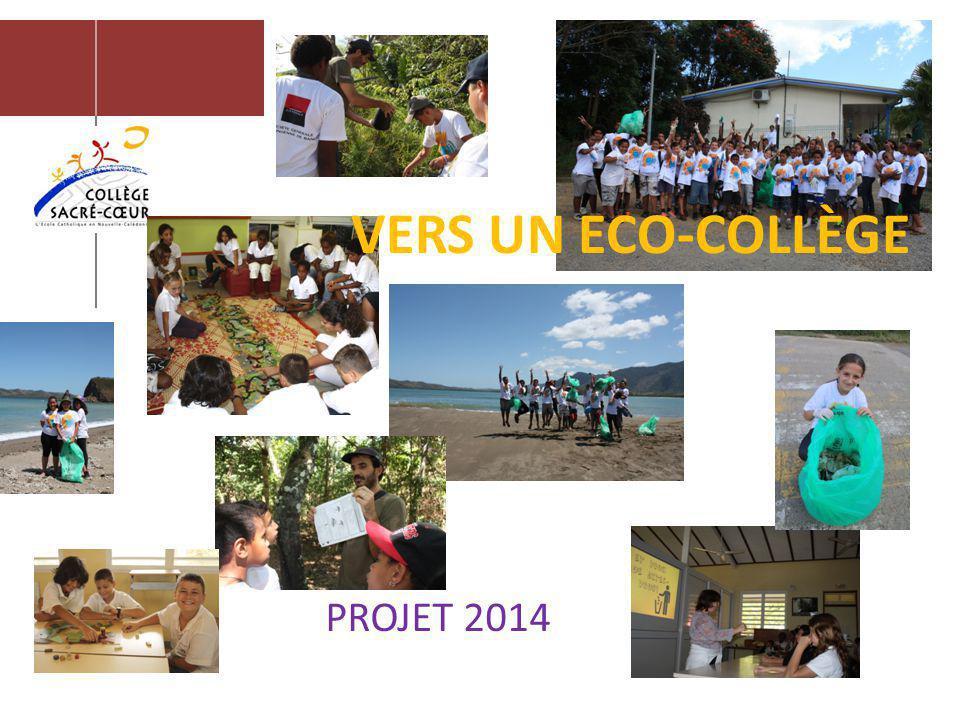 Faire de nos collégiens de futurs « éco-citoyens » Les objectifs principaux sont : Éduquer à lenvironnement et au développement durable.