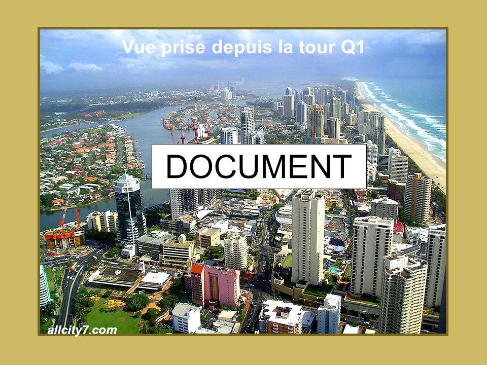allcity7.com Vue prise depuis la tour Q1 DOCUMENT