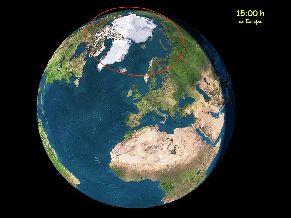 14:00 h en Europe