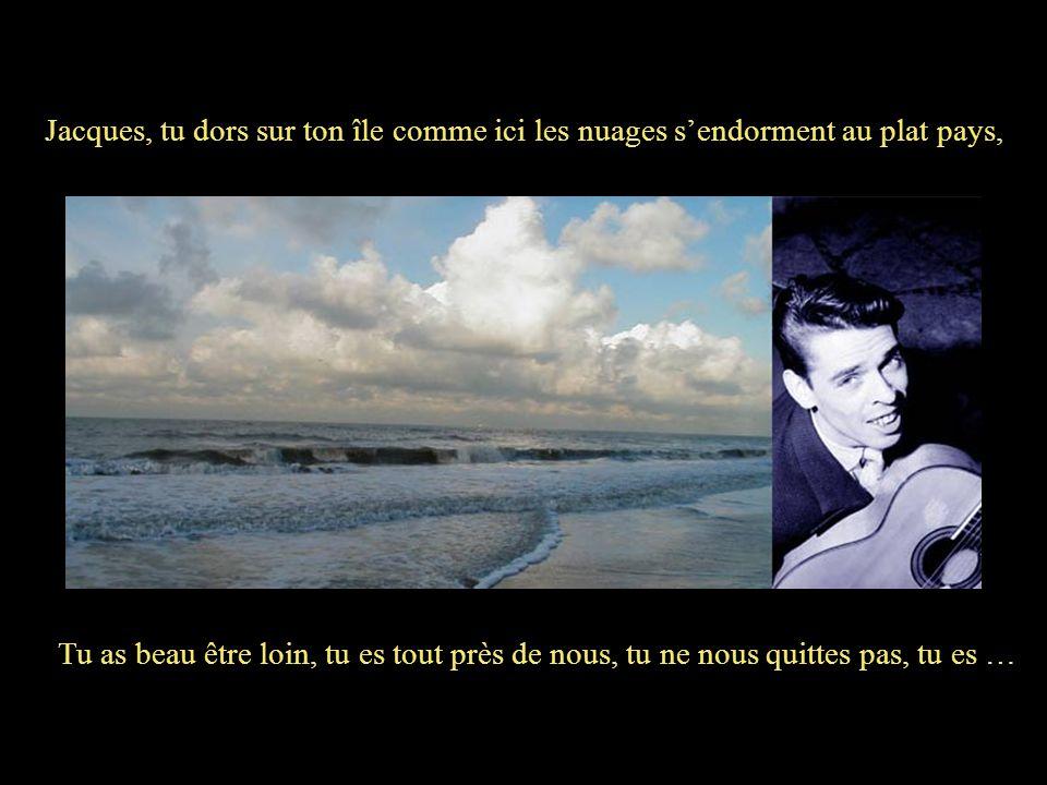Envoyez ce merveilleux hommage à Jacques Brel à tous vos amis !!.