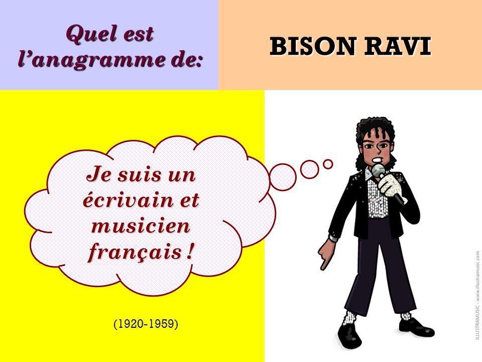 Quel est lanagramme de: Je suis un dramaturge français ! COLIN RÉEL (1606-1684)