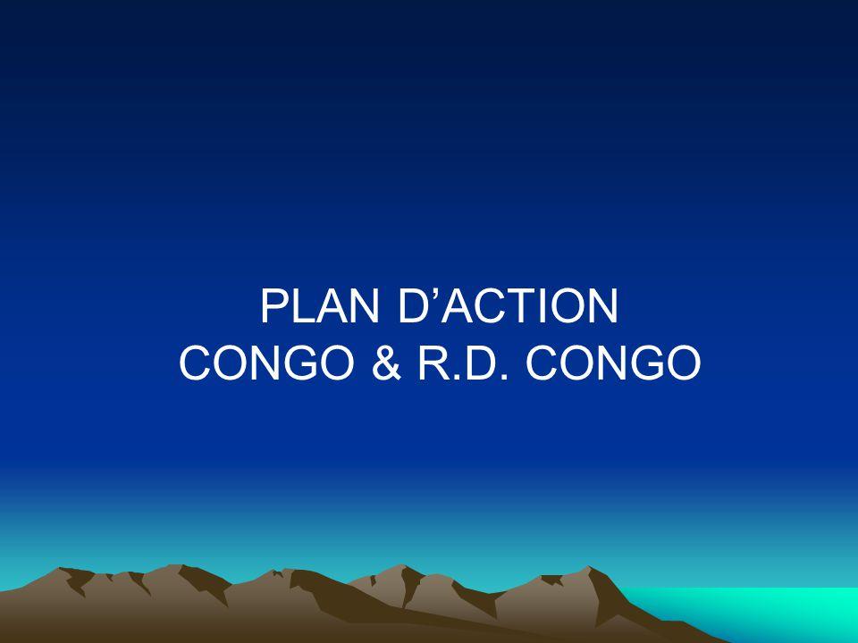 PLAN DACTION CONGO & R.D. CONGO
