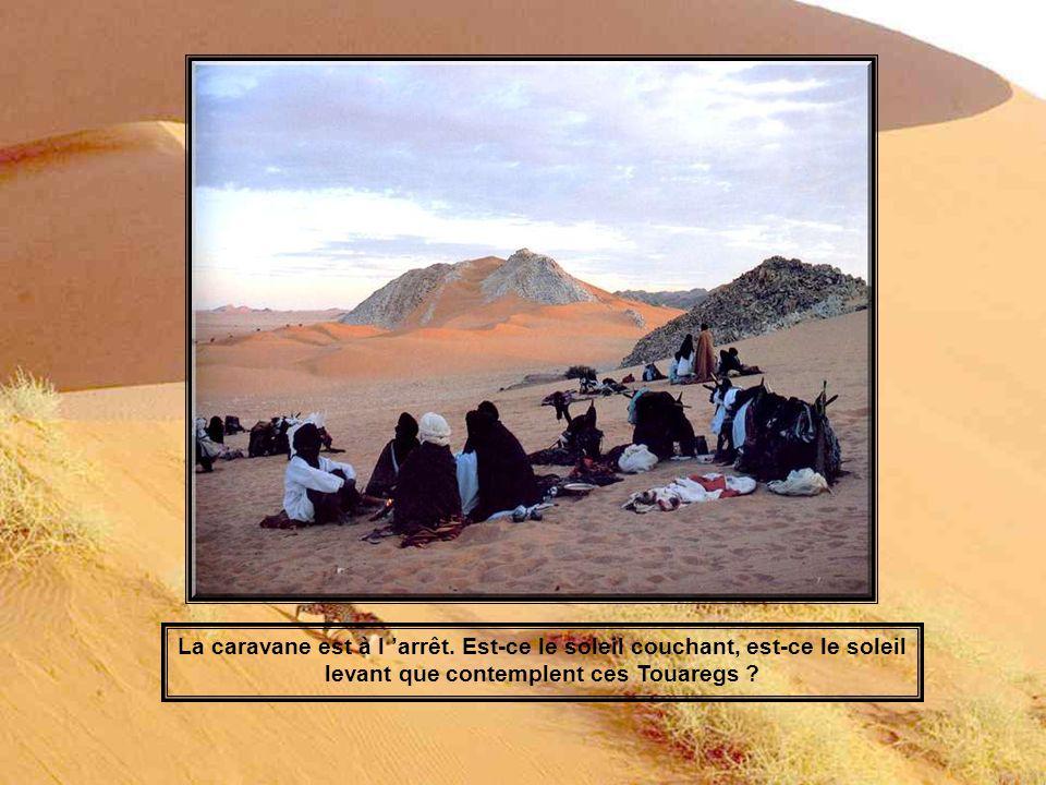 Il n est pas rare de trouver, bien à l ombre dans une oasis, ou même en plein désert, le tombeau d un saint homme musulman, toujours vénéré par les caravaniers de passage...