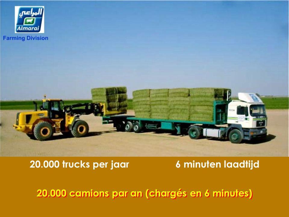 45 Claas Rota Cut balenpersen 4000 balen per nacht of 100 trucks geladen 45 Presse à balles Claas Rota Cut 4000 Balles par nuit soit 100 camions 45 Pr