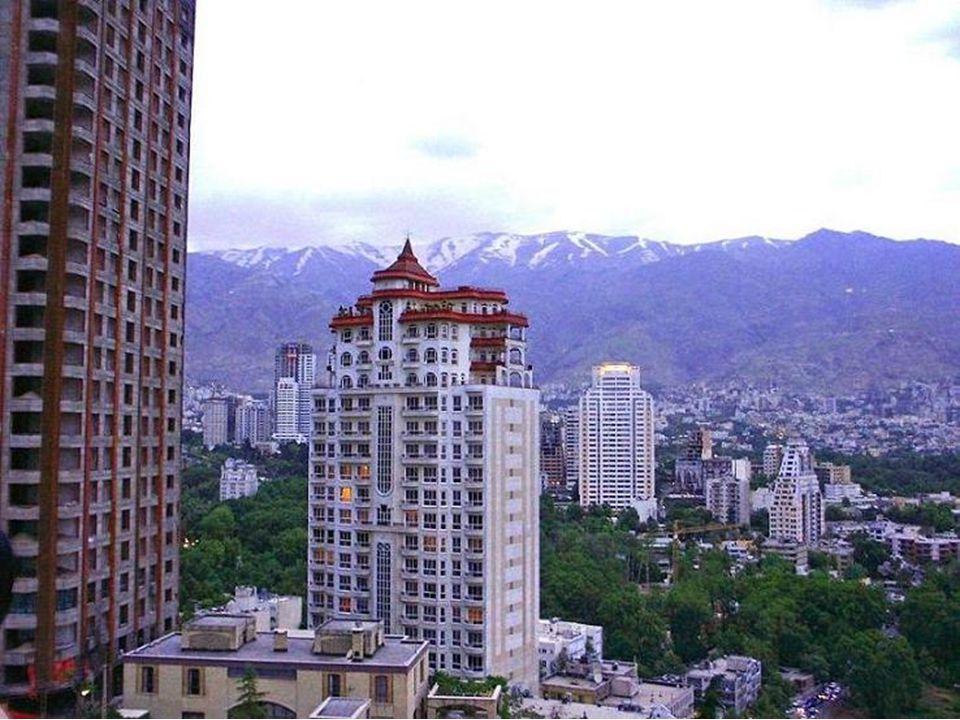 Téhéran, la capitale