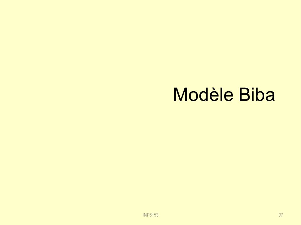 Modèle Biba INF615337