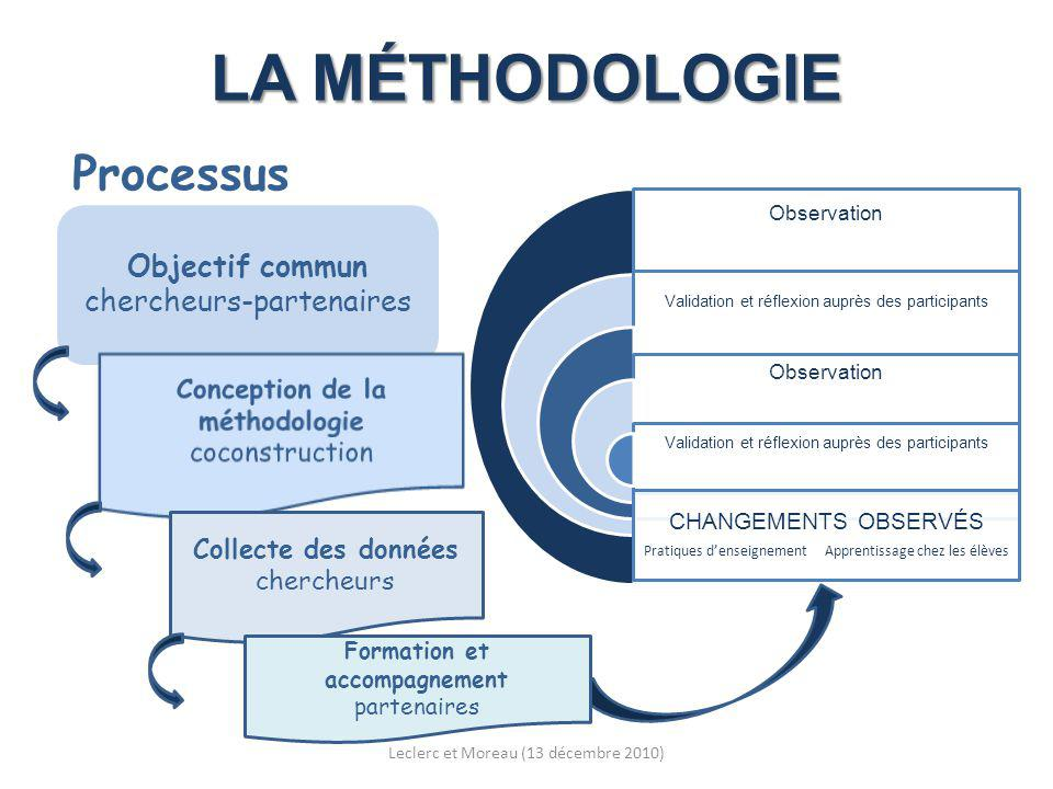 Enseignement de la littératie : obstacles Leclerc et Moreau (13 décembre 2010)