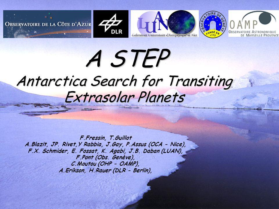 Dôme A 4100 m Dôme C 3300 m La station Concordia au Dôme C Dome C, Antarctique …