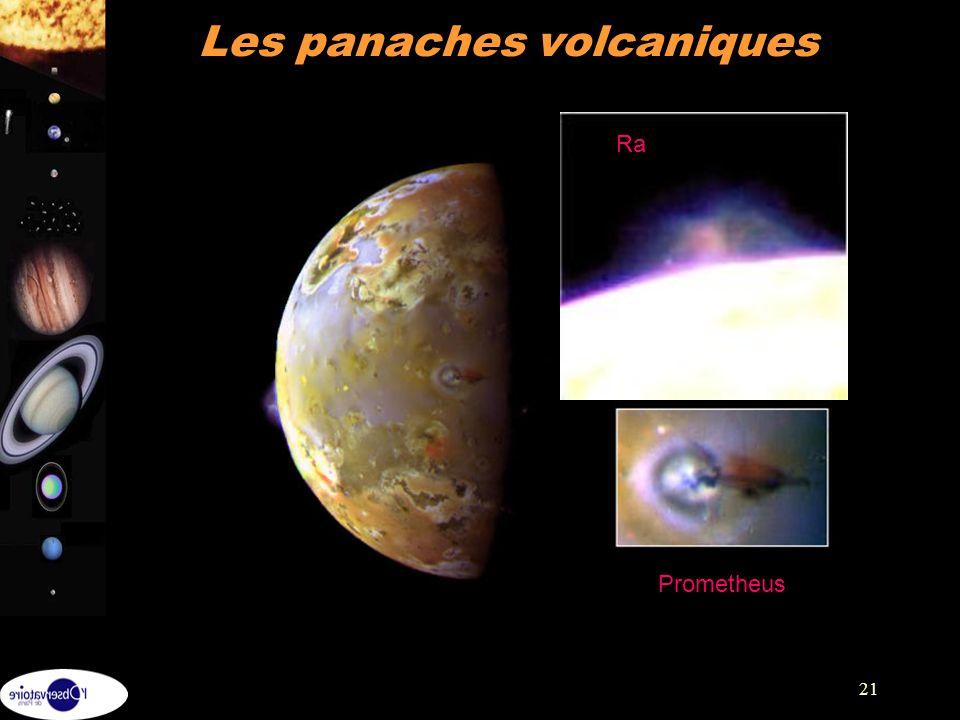 21 Les panaches volcaniques Ra Prometheus