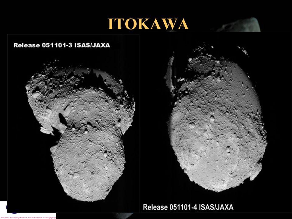 Alain Doressoundiram29 ITOKAWA