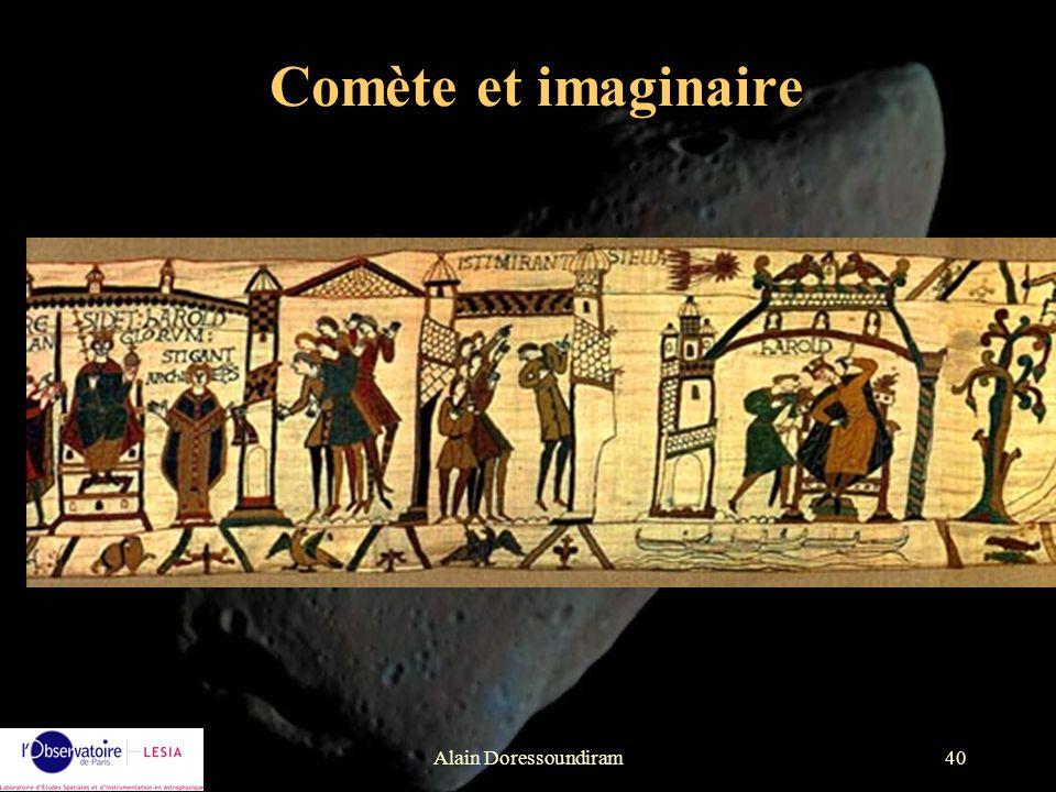 Alain Doressoundiram40 Comète et imaginaire