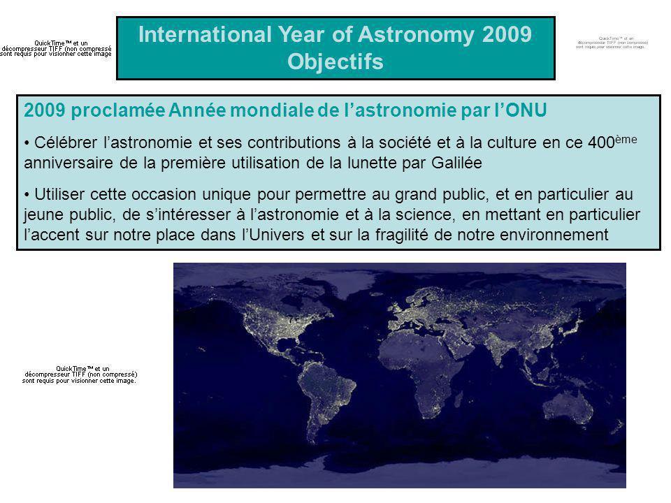 2009 proclamée Année mondiale de lastronomie par lONU Célébrer lastronomie et ses contributions à la société et à la culture en ce 400 ème anniversair