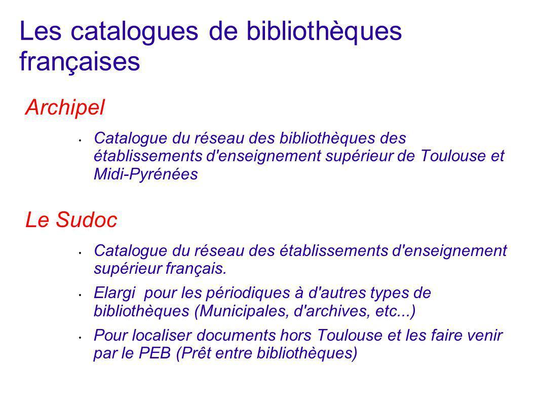 Exemples Bibliographie annuelle de l Histoire de France (Le Moyen- Age représente environ 10%) Medioevo latino : bolletino bibliografico della cultura europea Où les consulter .