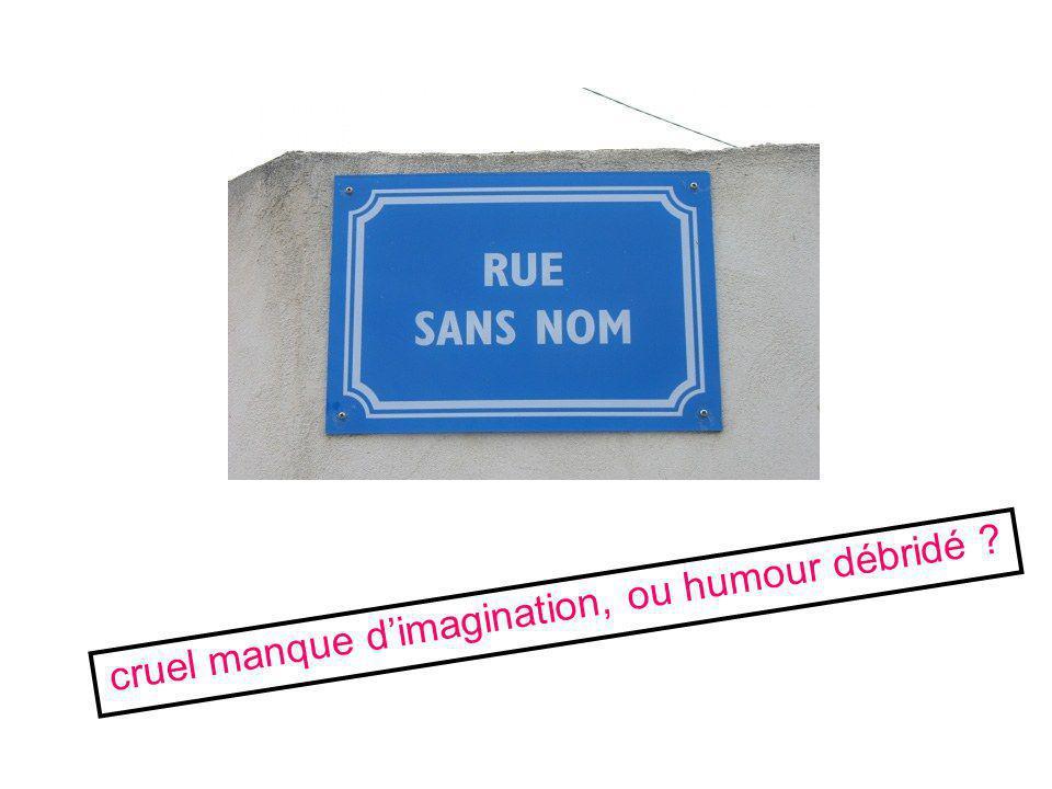 Diaporamas-a-la-con.com cruel manque dimagination, ou humour débridé