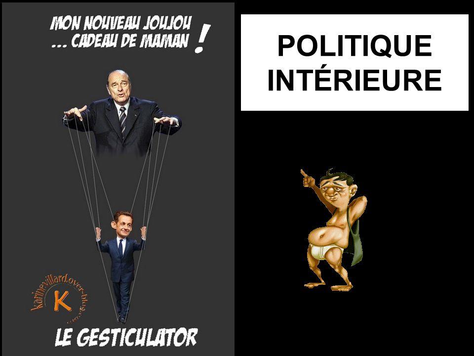 POLITIQUE INTÉRIEURE