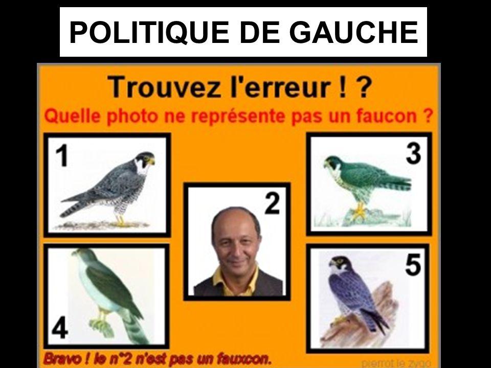 POLITIQUE DE GAUCHE