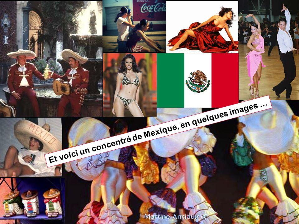 Et voici un concentré de Mexique, en quelques images …