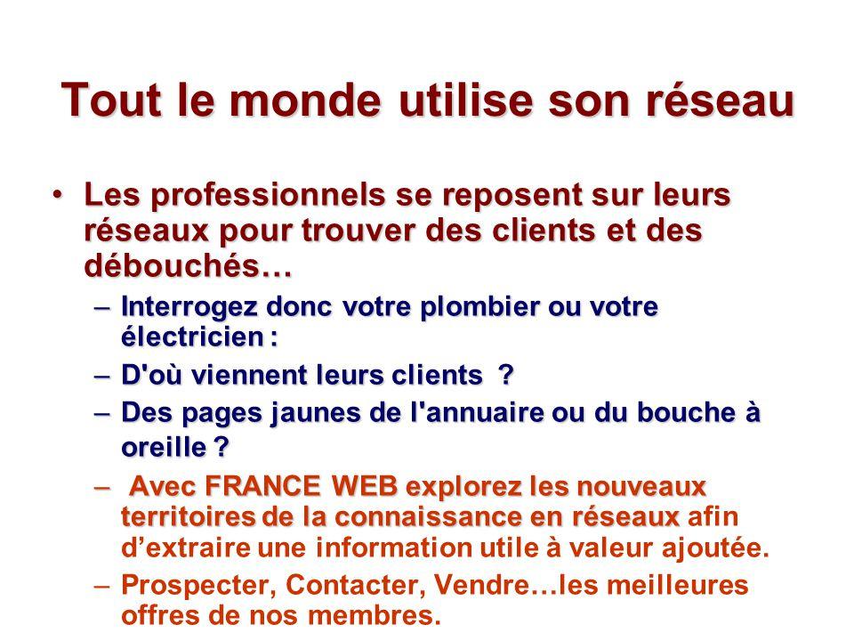Tout le monde peut profiter deFranceWeb Tout le monde peut profiter de FranceWeb Vous vous considérez « nul » en relationnel ?Vous vous considérez « nul » en relationnel .