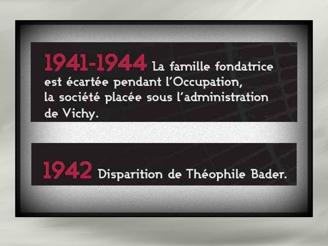 1934-1938 1934- Décoration Noël 1938- Décoration pour la venue du roi Georges VI