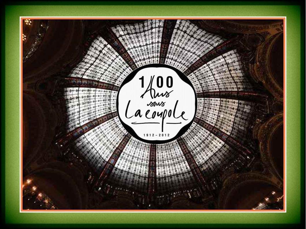 1990 Inauguration du Lafayette Gourmand sur 2300m2 2007 Il aura suffit du WE de Pâques aux équipes de l' ascensoriste … pour débarrasser les Galeries