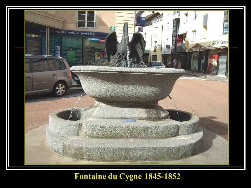 Fontaine des capucins 1829