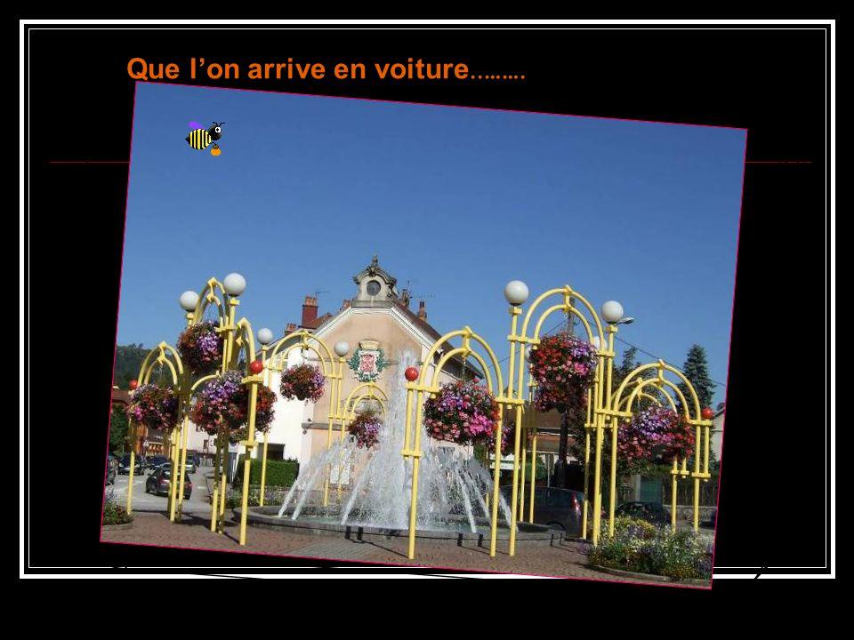 Même en période de sécheresse : Fontaine du Petit Beaulieu