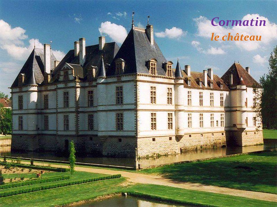Tournus la Saône et la ville