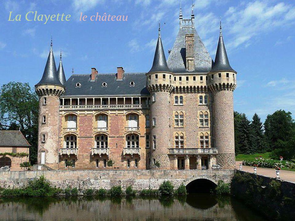 Curbigny château de Drée