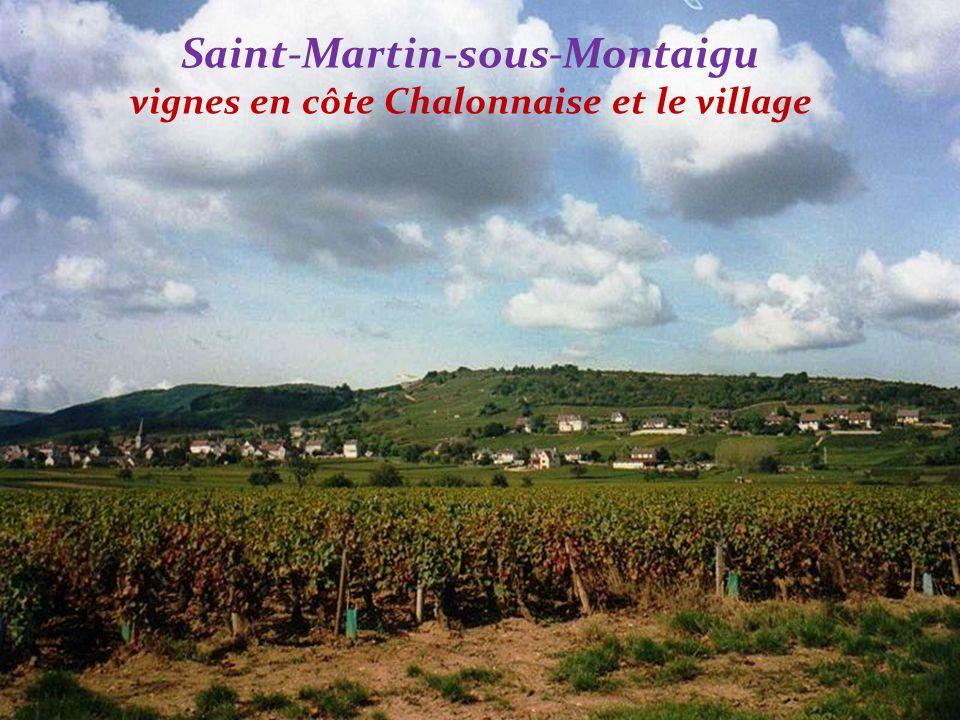 Givry le village