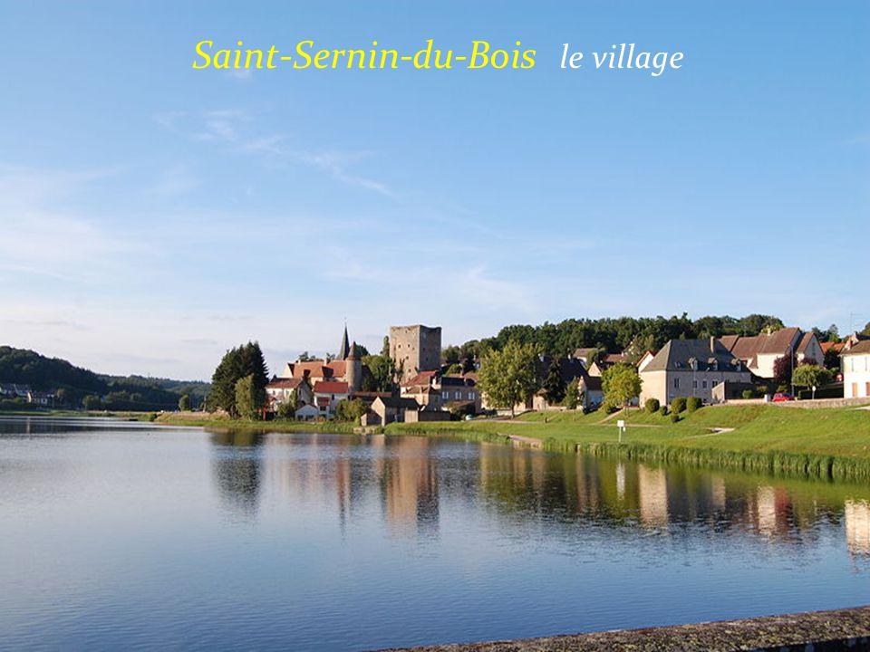 Les canons du château de la Verrerie, cour intérieur La plaine des Riaux Le Creusot