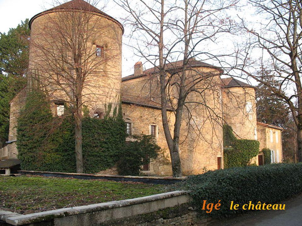 Le vieux St-Vincent Macon Église St-Pierre