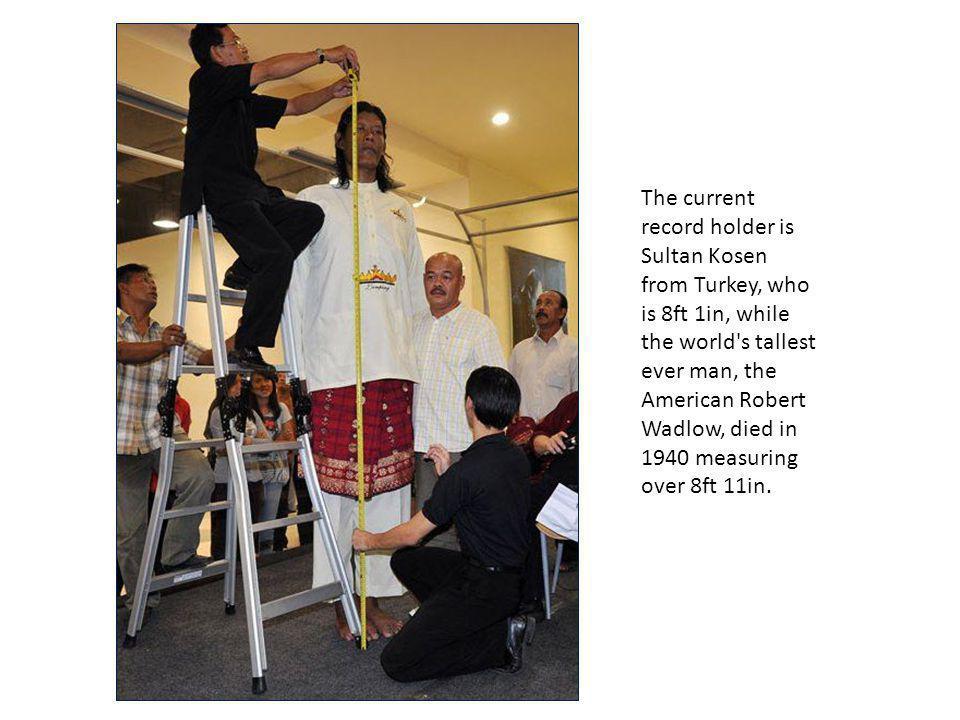 Il sappelle Leonid Stadnik.Il est ukrainien, a 37 ans, pèse 200 kg et mesure 2,57 m.
